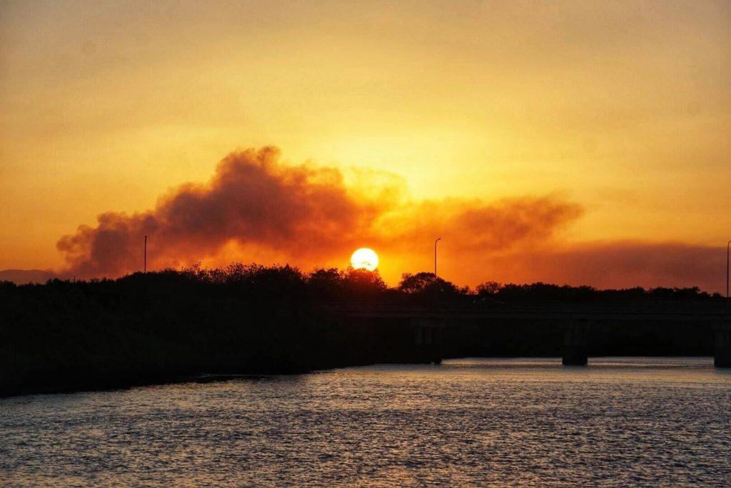 Become a travel nurse Airlie Beach Sunset