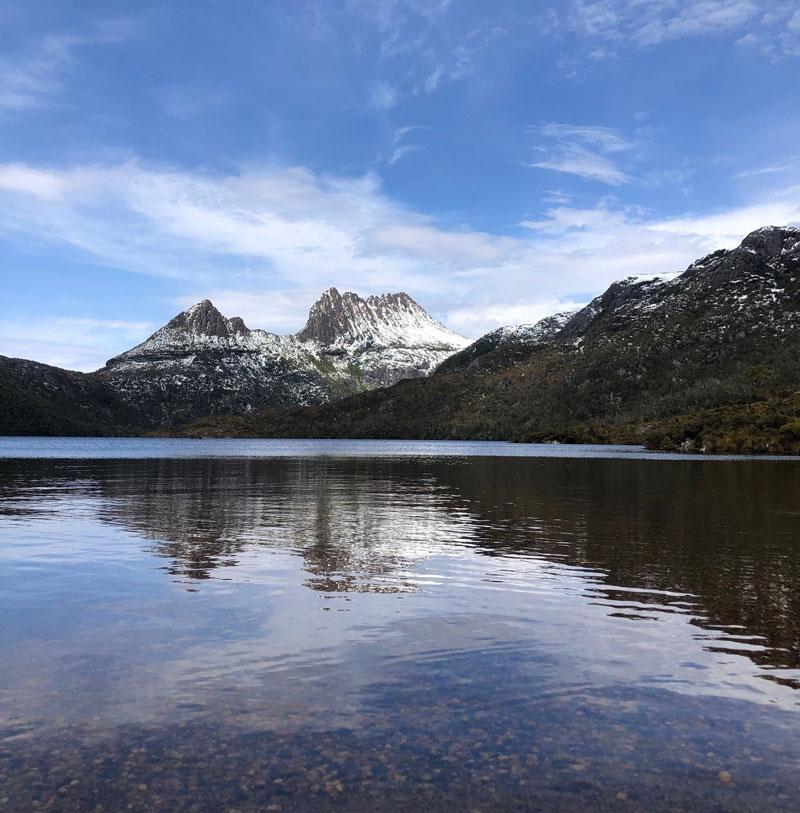 Try agency nursing this holiday season   Cradle Mountain in Tasmania