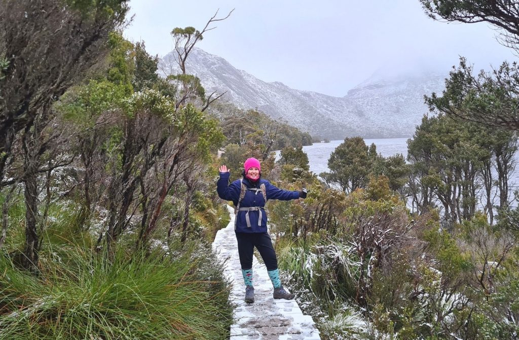 RN Tash - hiking