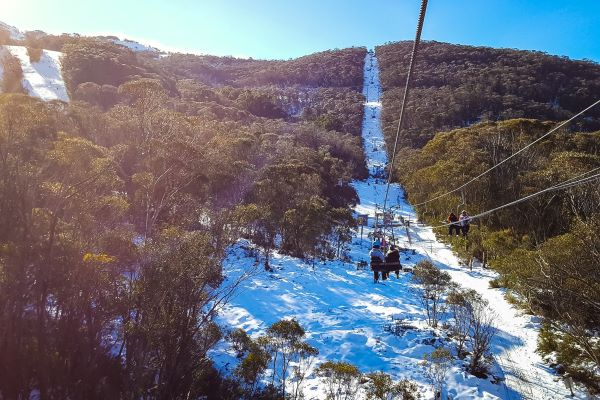 Southern New South Wales NSW Thredbo Stair Lift Affinity Nursing
