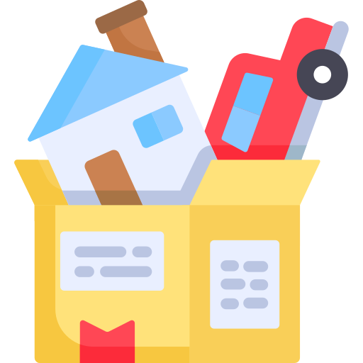 Agency fit icon - package