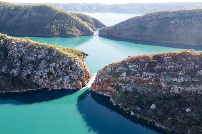 Broome Western Australia Location Spotlight - horizontal falls